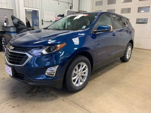 2021 Chevrolet Equinox for sale at Paynesville Chevrolet - Buick in Paynesville MN