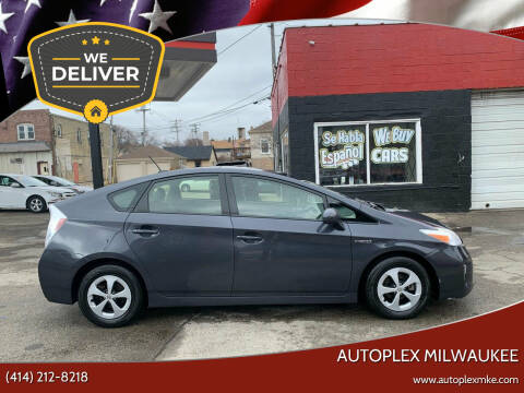 2012 Toyota Prius for sale at Autoplex 3 in Milwaukee WI