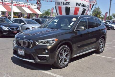 2017 BMW X1 for sale at Choice Motors in Merced CA