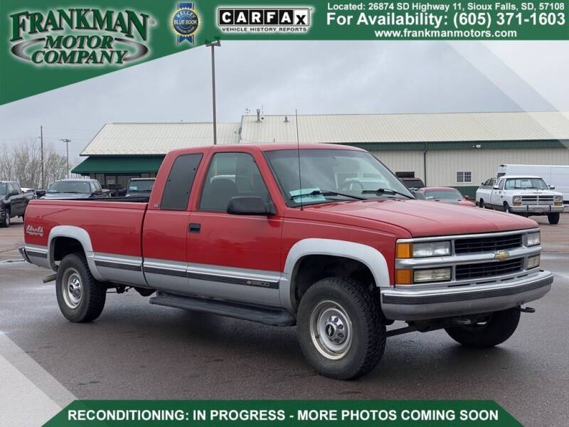 1996 Chevrolet C/K 2500 Series for sale in Sioux Falls, SD