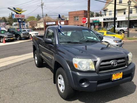 2010 Toyota Tacoma for sale at Bel Air Auto Sales in Milford CT
