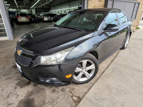 2012 Chevrolet Cruze for sale at Car Planet Inc. in Milwaukee WI