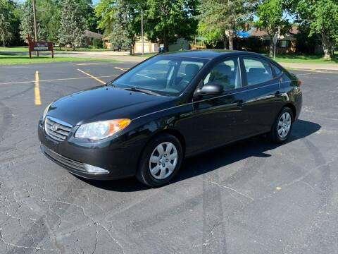 2008 Hyundai Elantra for sale at Dittmar Auto Dealer LLC in Dayton OH