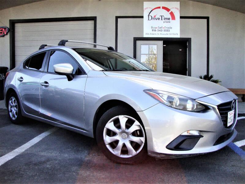 2015 Mazda MAZDA3 for sale at DriveTime Plaza in Roseville CA