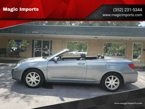 2009 Chrysler Sebring for sale at Magic Imports in Melrose FL