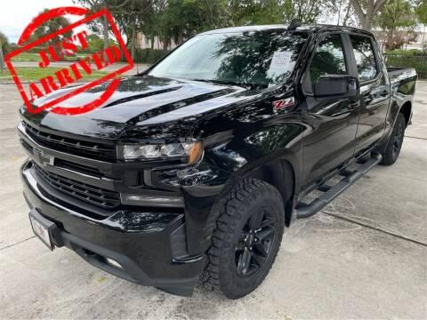 2019 Chevrolet Silverado 1500 for sale at Florida Fine Cars - West Palm Beach in West Palm Beach FL