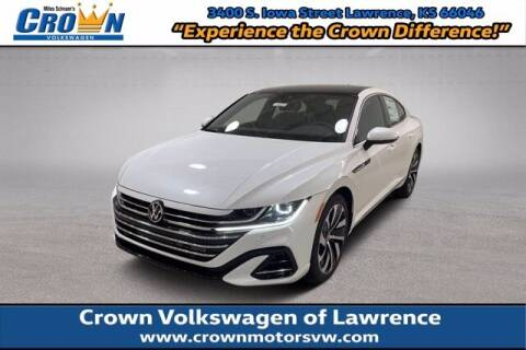 2021 Volkswagen Arteon for sale at Crown Automotive of Lawrence Kansas in Lawrence KS