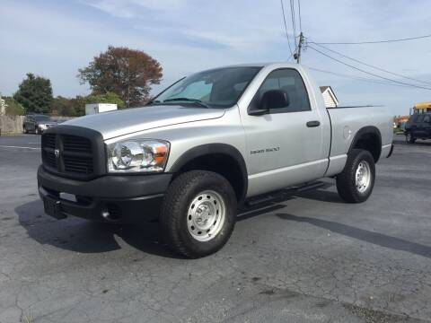 2006 Dodge Ram Pickup 1500 for sale at Barnsley Auto Sales in Oxford PA