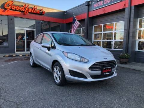 2016 Ford Fiesta for sale at Goodfella's  Motor Company in Tacoma WA