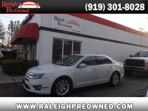 2012 Ford Fusion for sale at Raleigh Pre-Owned in Raleigh NC