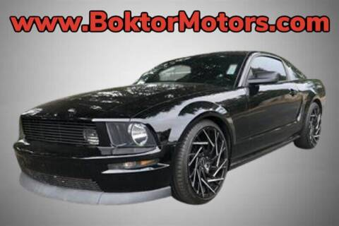 2008 Ford Mustang for sale at Boktor Motors in North Hollywood CA