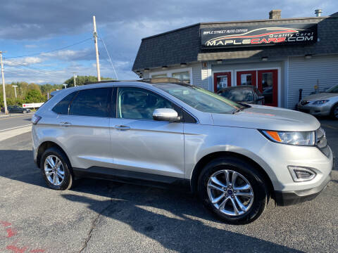 2017 Ford Edge for sale at Maple Street Auto Center in Marlborough MA