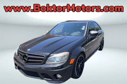 2009 Mercedes-Benz C-Class for sale at Boktor Motors in North Hollywood CA