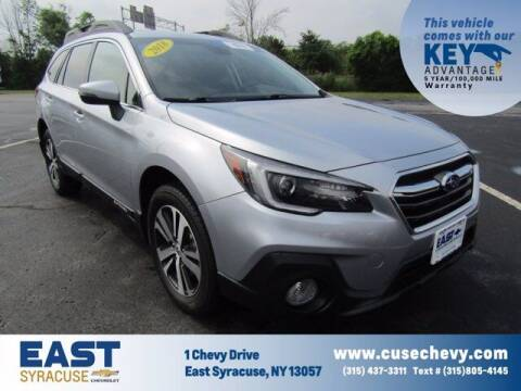 2018 Subaru Outback for sale at East Syracuse Performance Sales & Service in Syracuse NY