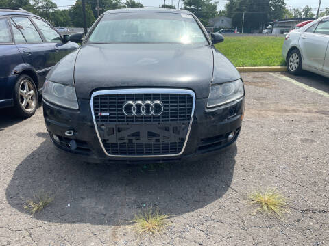 2008 Audi A6 for sale at Blue Star Cars in Jamesburg NJ