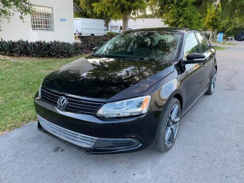 2014 Volkswagen Jetta for sale at Roadmaster Auto Sales in Pompano Beach FL