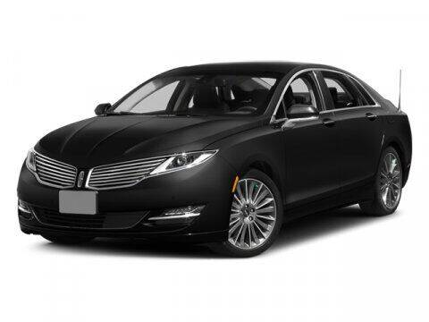 2014 Lincoln MKZ Hybrid for sale at TRAVERS GMT AUTO SALES - Traver GMT Auto Sales West in O Fallon MO