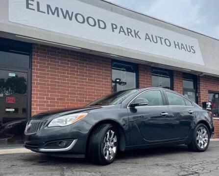 2014 Buick Regal for sale at Elmwood Park Auto Haus in Elmwood Park IL