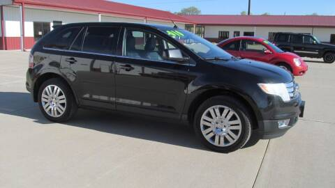 2010 Ford Edge for sale at New Horizons Auto Center in Council Bluffs IA