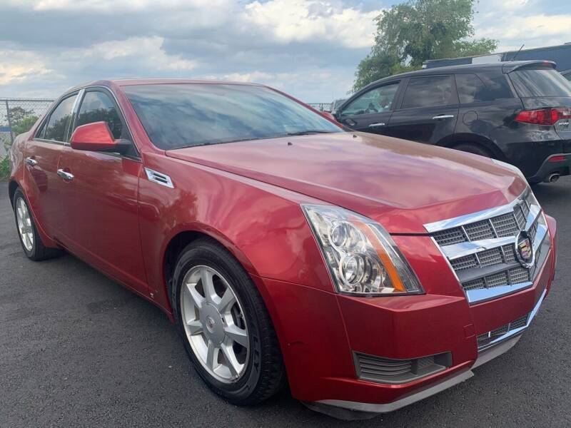 2009 Cadillac CTS for sale at TD MOTOR LEASING LLC in Staten Island NY