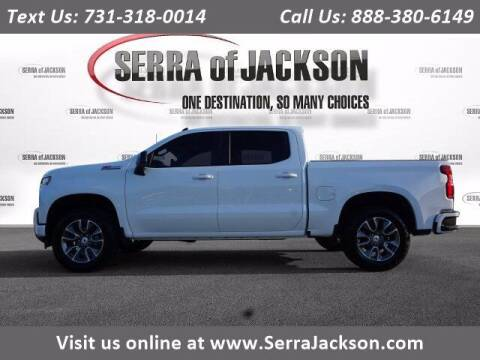 2021 Chevrolet Silverado 1500 for sale at Serra Of Jackson in Jackson TN