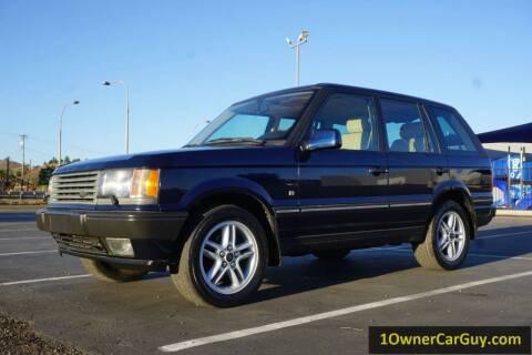 2002 Land Rover Range Rover for sale at 1 Owner Car Guy in Stevensville MT