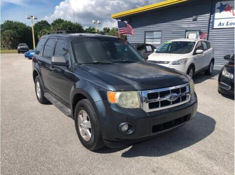 2009 Ford Escape for sale at My Value Car Sales - Upcoming Cars in Venice FL