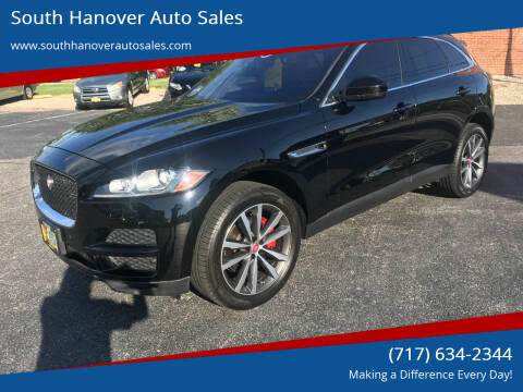 2017 Jaguar F-PACE for sale at South Hanover Auto Sales in Hanover PA