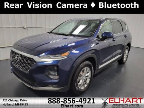 2019 Hyundai Santa Fe for sale at Elhart Automotive Campus in Holland MI