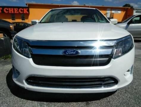 2011 Ford Fusion for sale at JacksonvilleMotorMall.com in Jacksonville FL