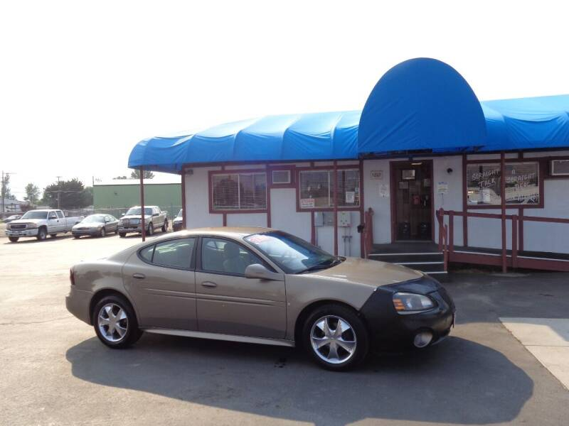 2006 Pontiac Grand Prix for sale at Jim's Cars by Priced-Rite Auto Sales in Missoula MT