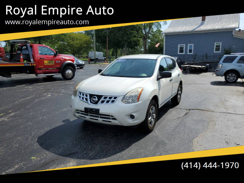 2013 Nissan Rogue for sale at Royal Empire Auto in Milwaukee WI