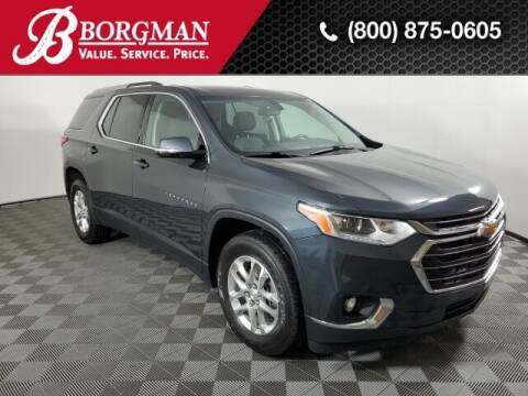 2018 Chevrolet Traverse for sale at BORGMAN OF HOLLAND LLC in Holland MI