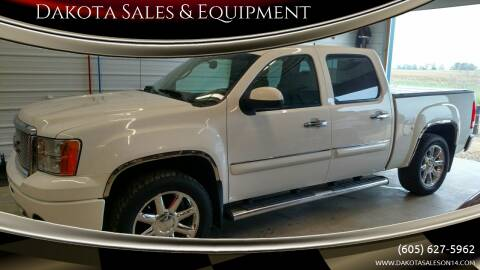 2009 GMC Sierra 1500 for sale at Dakota Sales & Equipment in Arlington SD