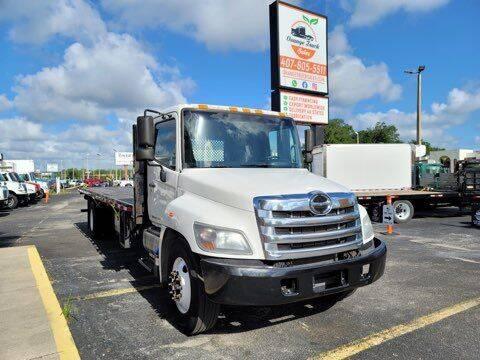 2017 Hino 338 for sale at Orange Truck Sales in Orlando FL