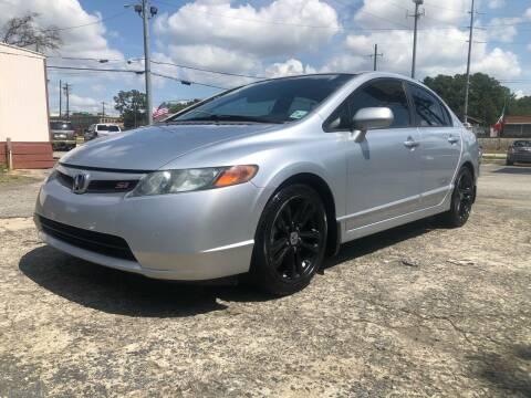 2008 Honda Civic for sale at Atlas Auto Sales in Smyrna GA