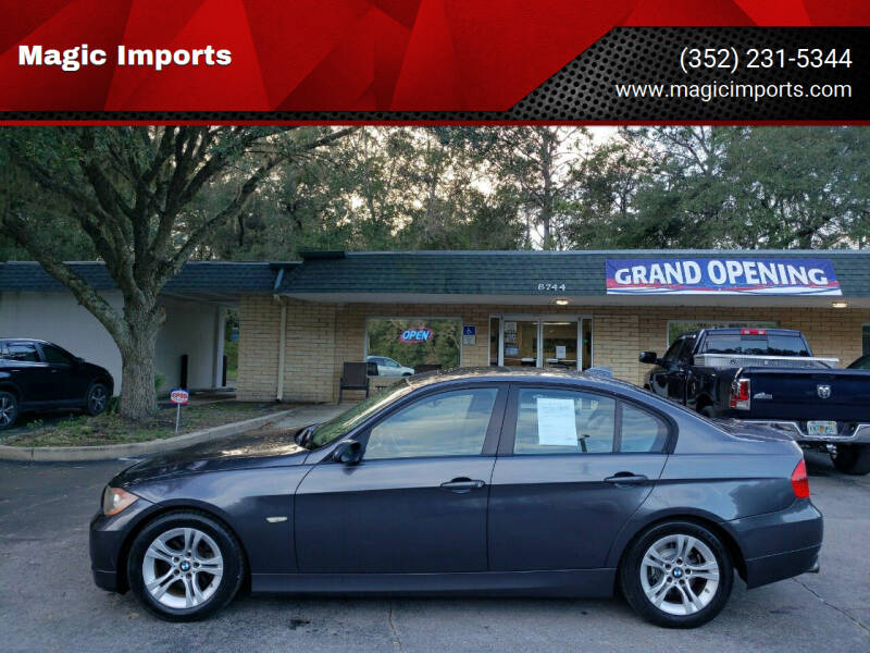 2008 BMW 3 Series for sale at Magic Imports in Melrose FL