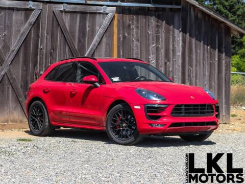 2017 Porsche Macan for sale at LKL Motors in Puyallup WA