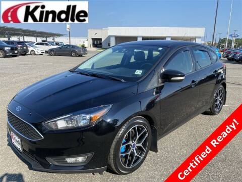 2018 Ford Focus for sale at Kindle Auto Plaza in Middle Township NJ