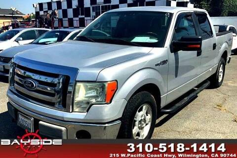2010 Ford F-150 for sale at BaySide Auto in Wilmington CA