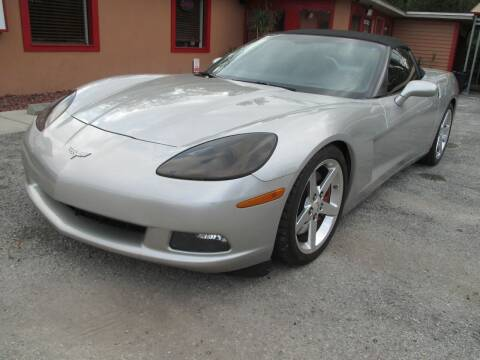 2007 Chevrolet Corvette for sale at Auto Liquidators of Tampa in Tampa FL