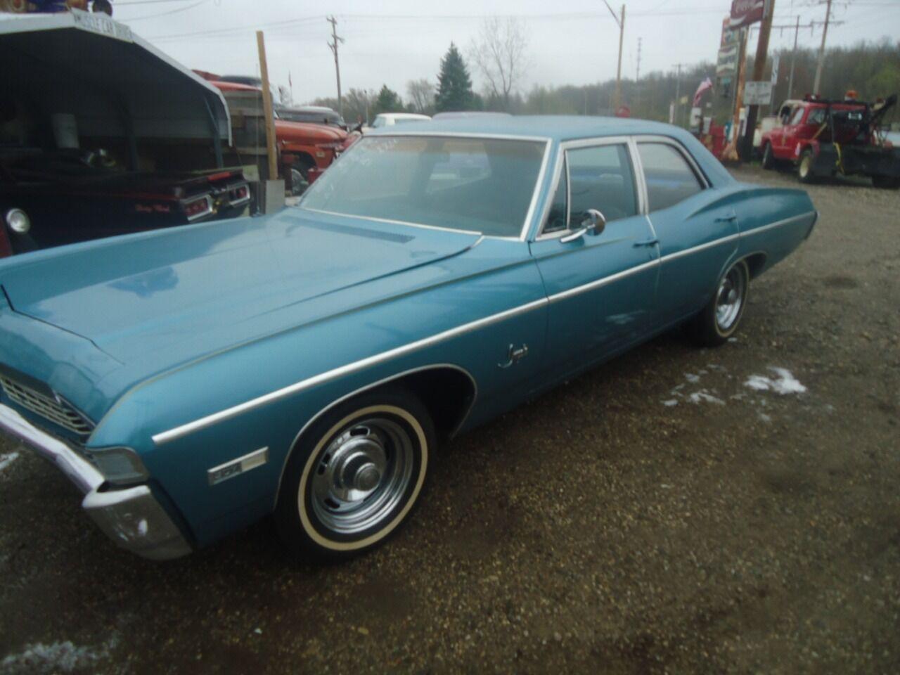 1968 Chevrolet Impala 4