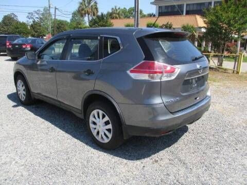 2016 Nissan Rogue for sale at Special Finance of Charleston LLC in Moncks Corner SC