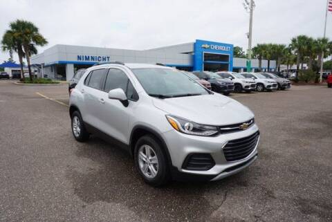 2021 Chevrolet Trax for sale at WinWithCraig.com in Jacksonville FL