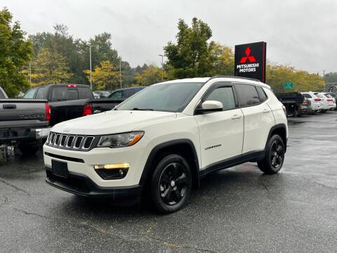 2018 Jeep Compass for sale at Midstate Auto Group in Auburn MA