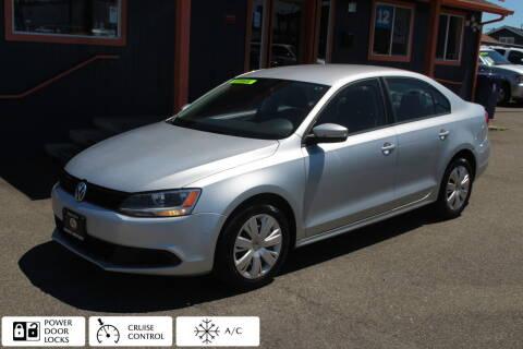 2011 Volkswagen Jetta for sale at Sabeti Motors in Tacoma WA
