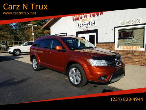 2012 Dodge Journey for sale at Carz N Trux in Twin Lake MI