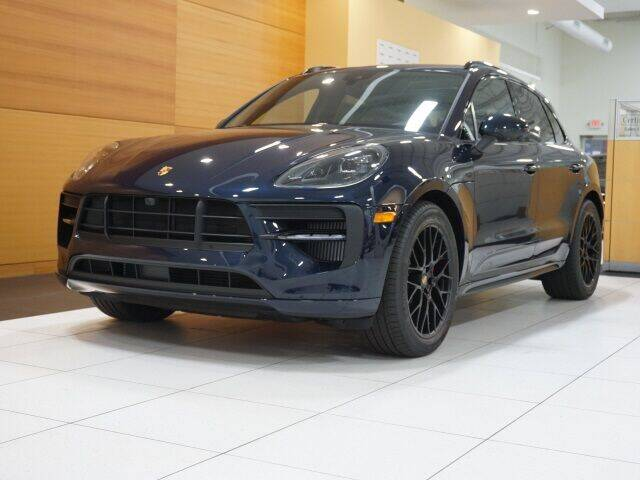 2020 Porsche Macan for sale at PORSCHE OF NORTH OLMSTED in North Olmsted OH