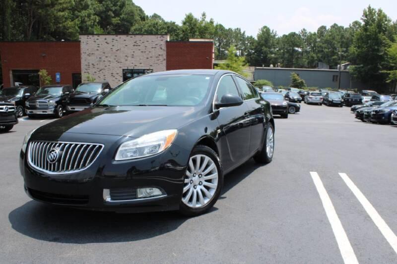 2011 Buick Regal for sale at Atlanta Unique Auto Sales in Norcross GA