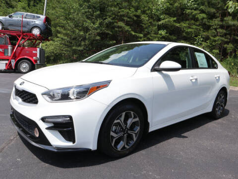 2019 Kia Forte for sale at RUSTY WALLACE KIA OF KNOXVILLE in Knoxville TN